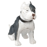 Buzz (Seated Bull Terrier)