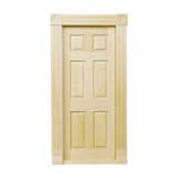 Traditional Block & Trim Door