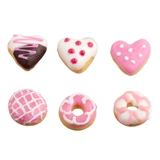 Six Assorted Valentine Pastries