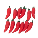 12 Red Chili Peppers