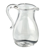 Classic Glass Pitcher