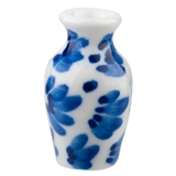 Classic Blue and White Vase