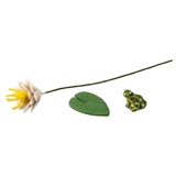 Lily Pad and Frog Set