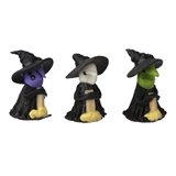 3 TINY WITCHES