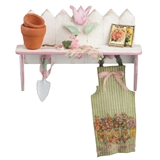 Romantic Gardening Shelf Kit