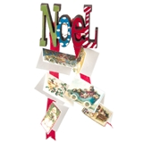 Noel Card Holder Kit