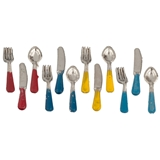 12-Pc. Fiesta Flatware Set