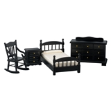4-Pc. Markham Twin Bedroom Set