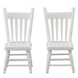 Pair of Shelly Chairs