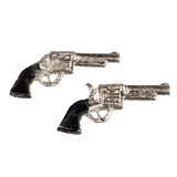 Pair of Dueling Revolvers