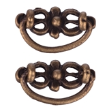 Pair of Bailey Drawer Pulls