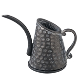 Hammered Metal Watering Can