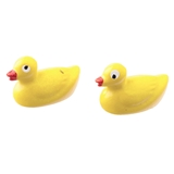 Two Yellow Ducks