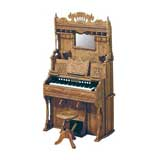 Parlor Pump Organ and Stool Chrysnbon® Kit