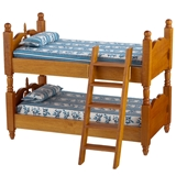 Acorn Finial Bunk Beds