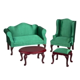 4-Pc. Abbot Living Room Set