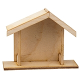Traditional Nativity Stable Kit