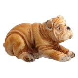 Small Bulldog Figurine