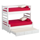 Devin Bunk Beds with Trundle
