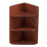 Walnut Hansen Corner Shelf