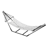 Hammock on Black Frame