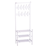 White Wire Hall Stand