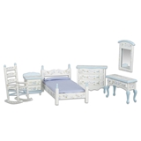 6-Pc. Sweet Violet Bedroom Set