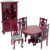 6-Pc. 18th Century Dining Room Set