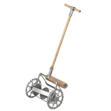 Old-Fashioned Push Mower