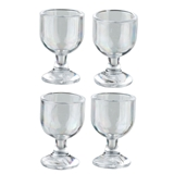Four Wine/Water Goblets