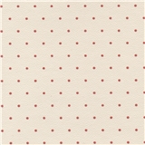 Red Polka Dots Wallpaper