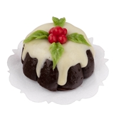 Christmas Plum Pudding Cake