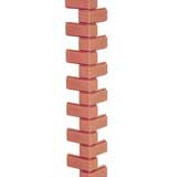Brickmaster Common Joint Brick Corner by Houseworks
