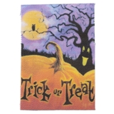 Trick or Treat Flag for Garden Stand