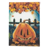 Smiling Jack Flag for Garden Stand