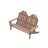1/2 inch Scale Adirondack Settee