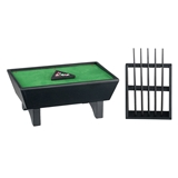 Modern Billiards Set