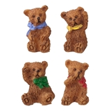 Bitty, Bow-Wearing Bear Quartet