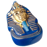 Tut's Treasures Blue Mask Fève