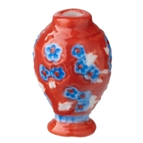 Red and Blue Vase