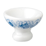 Blue & White Pedestal Bowl