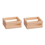 Two Small Crates
