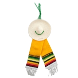 Sombrero with Serape