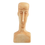 Modigliani Sculpture Fève