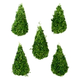 "5-Pc. 1""H ""Squeeze Me"" Tree Set"