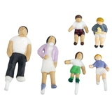 1/48 Scale 6-Pc. Family