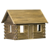 Crockett's Log Cabin Kit