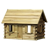 Lakeside Retreat Log Cabin Kit