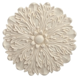 Grand Acanthus Leaf Medallion