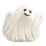 Wide-Smile Cozy Ghost